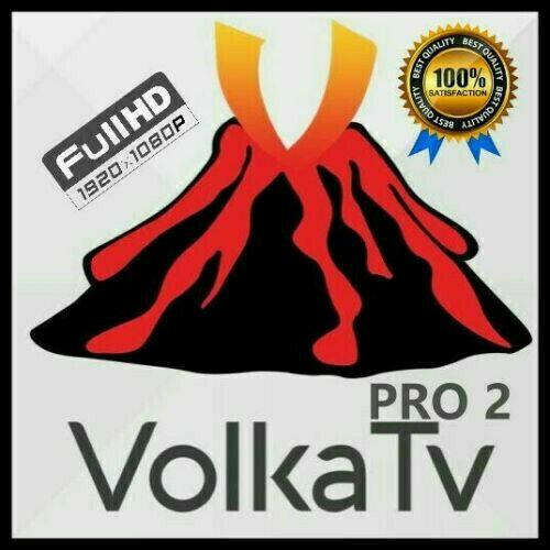 VOLKA PRO 2 IPTV subscription