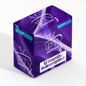IPTV SMARTERS PRO subscription