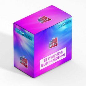 Smart IPTV premium subscription